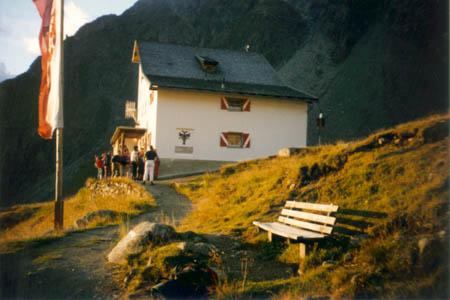 Regensburger Huette